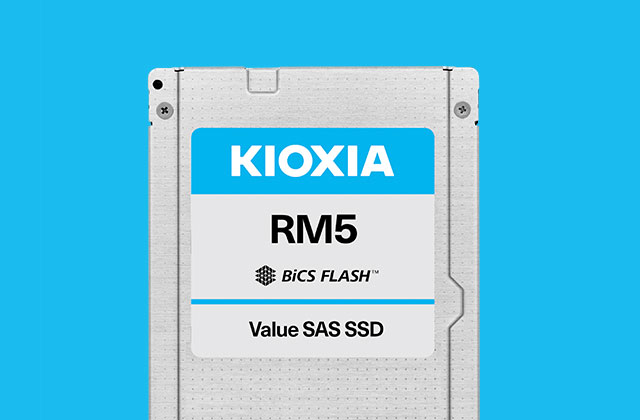 RM5 Value SAS 12Gb/s SSD