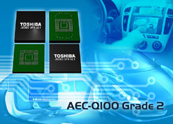Toshiba Automotive UFS