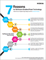 7 Reasons Sofware Enabled Flash Technology