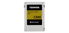 "Industry's Fastest-class PCIe® 4.0 SSDs for Enterprise Applications ""CM6 Series"""